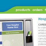 Careboardsonline.com - Custom Hospital Whiteboards